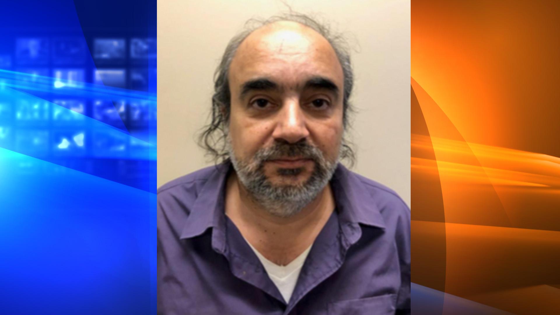 Hyder Mahdi Jaffer, 51, was arrested in Hemet on murder charges on Feb. 26, 2020. (Hemet Police Department)