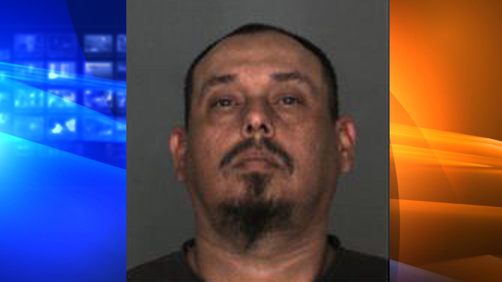 Joseph Ray Barnum, 44, of Salinas, was arrested on Feb. 20, 2020, on charges of continuous sexual abuse of a minor. (Credit: San Bernardino County Sheriff-Coroner Department)