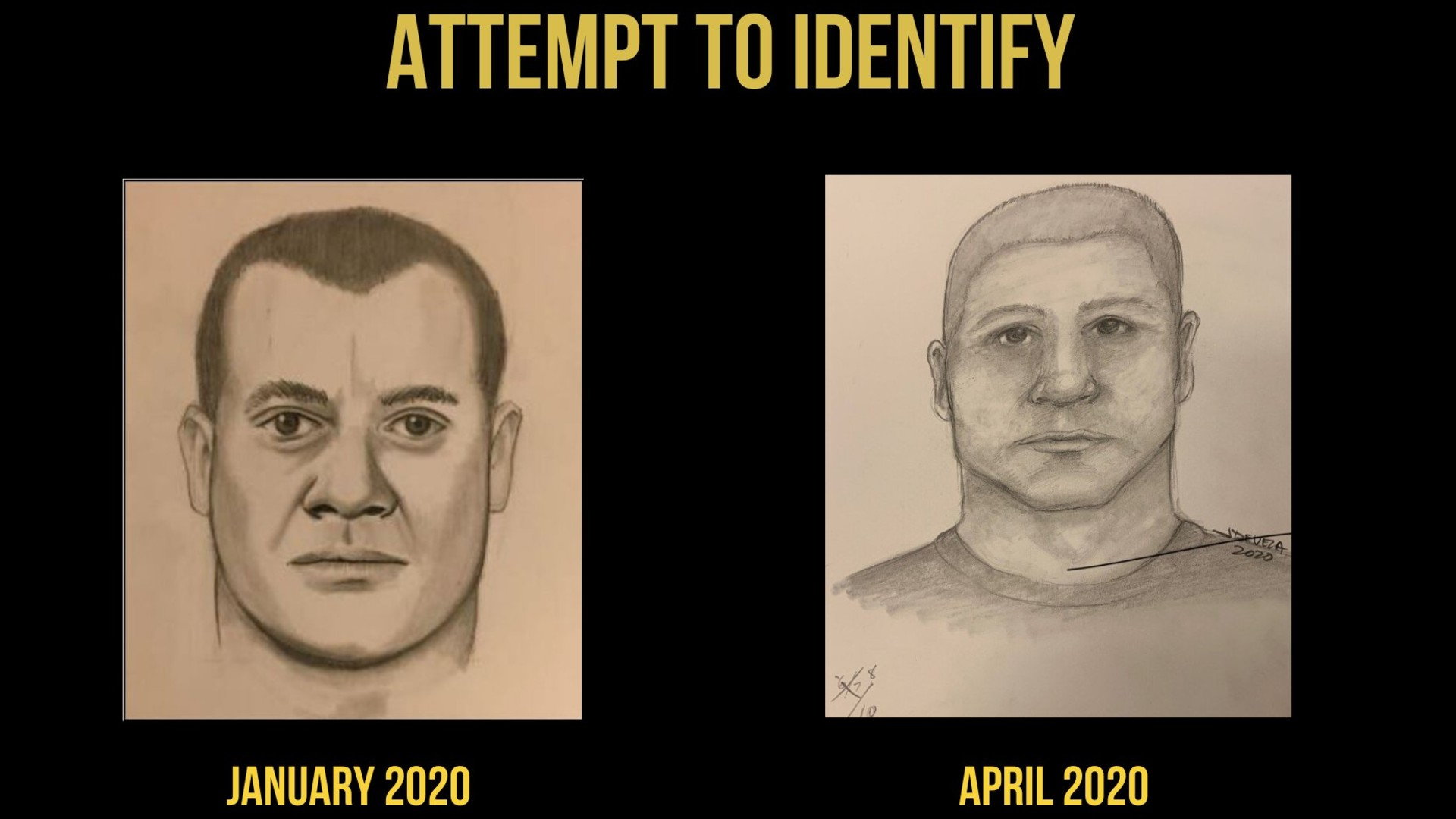 Detectives are seeking suspects in two attacks on women at Woodfield Park in Aliso Viejo on April 2, 2020, and Jan. 20, 2020. Police believe the same man may be responsible for both incidents. (Orange County Sheriff's Department)