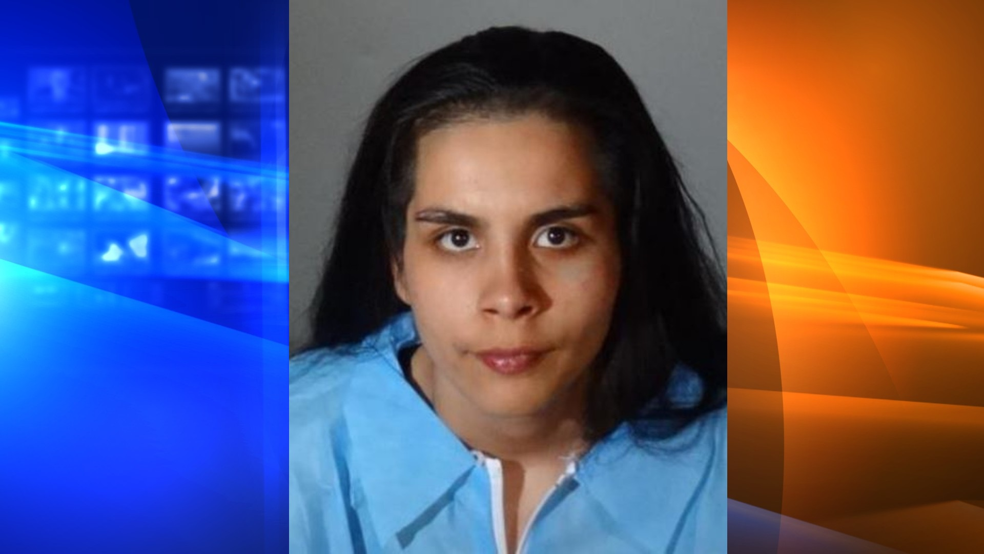 Samantha Tovar, 22, of San Francisco, pictured in a photo released by the El Segundo Police Department following her arrest on May 27, 2020.
