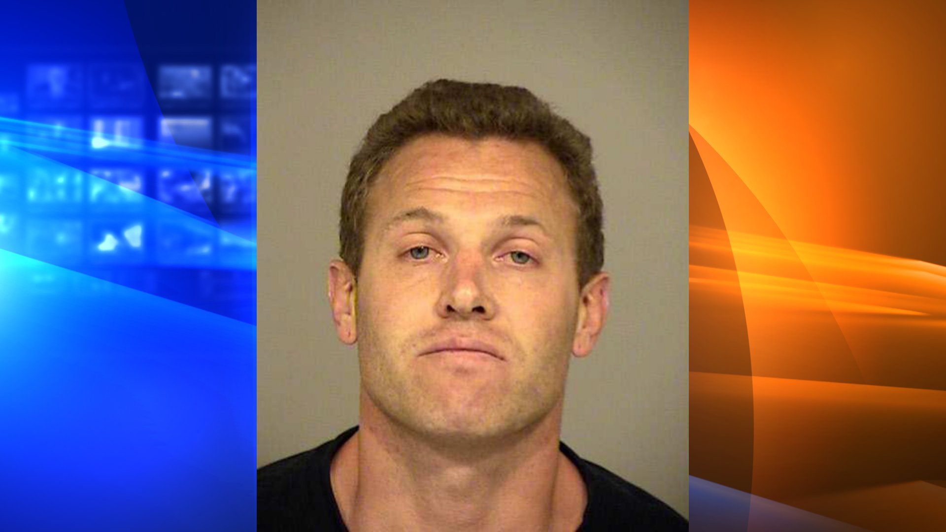 Matthew Rey Scott is shown in a photo released by the Simi Valley Police Department on July 12, 2020.