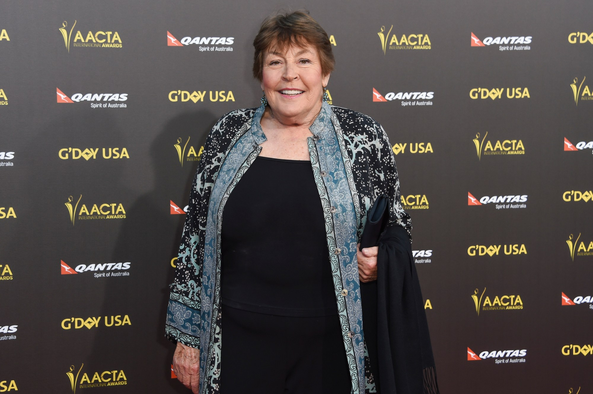 In this Jan. 31, 2015, file photo, Australian-born singer Helen Reddy attends the 2015 G'DAY USA GALA at the Hollywood Palladium, in Los Angeles. (Rob Latour/Invision/AP, File)