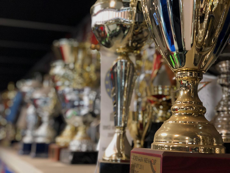 KTL Racing motoklubi karikad