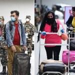 विदेशबाट ७७ हजार नेपाली स्वदेश फर्किए