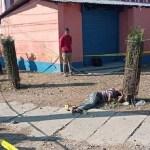 महेन्द्रनगर बजारमा घाँटीमा टेलिफोन तार बेरेको अवस्थामा एक पुरुष मृत फेला