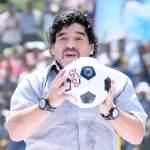 अर्जेन्टिनी फुटबलर म्याराडोना अब सम्झनामा मात्रै