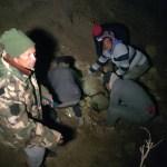 हुम्लामा बिरामी बोकेको जीप दुर्घटना– ४ जनाको मृत्यु, ७ जना घाइते