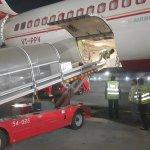 नेपालका लागि कोरोना खोप लिएर भारतबाट उड्यो  विमान