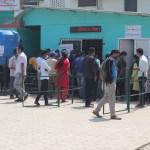 सेती अस्पतालमा १०३२ नमूना परिक्षण गर्दा  ४९३ जनामा संक्रमण पुष्टि