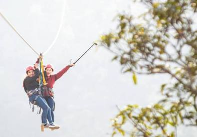 Zipline at Dhulikhel