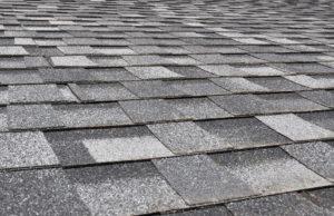 Asphalt roof shingles in Marietta