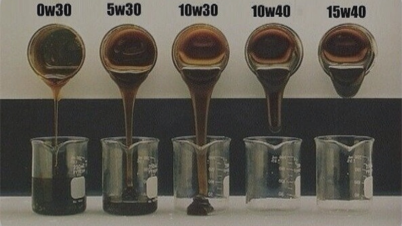 5W30 és 5w40 keverése