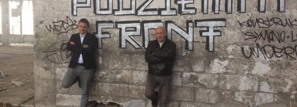 """Książka """"Jerzy Dziewulski o terrorystach w Polsce"""". Making-off z sesji okładkowej"""