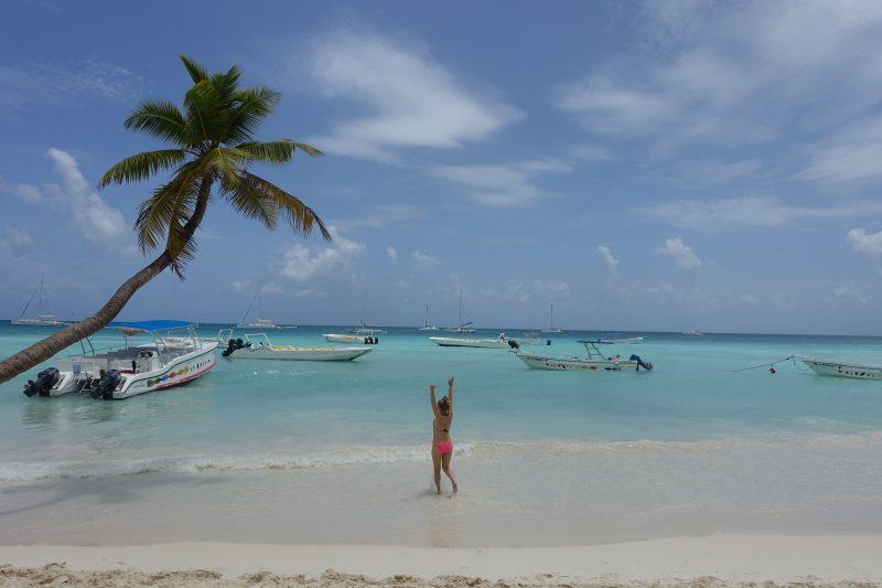 Wyspa Saona – cud ziemi!