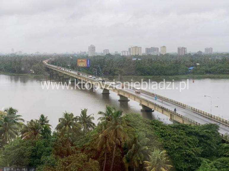 Indie. Kerala.