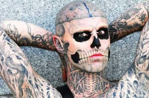 Tatuaze W Policji Kto Się Nie Dziara Ten Fujara