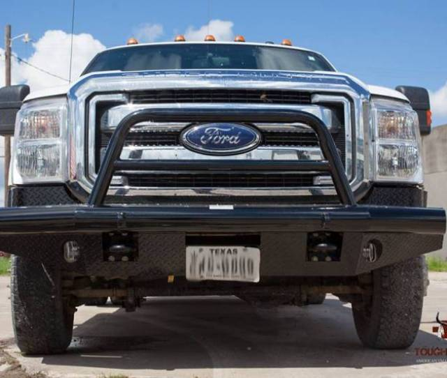 Tough Country Tough Country Custom Apache Front Bumper Ford 2011 16