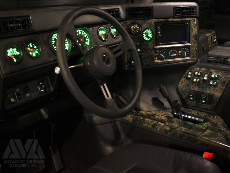 Jeep Wrangler Custom Leather Interior