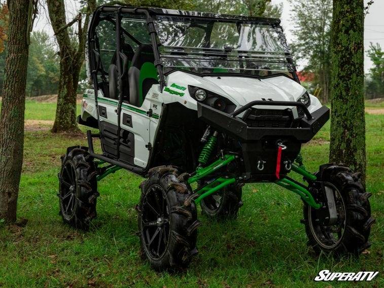 Kawasaki Teryx 8 Portal Gear Lift Cast With Frame