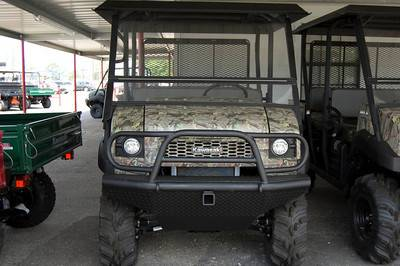 Tough Country Utv Front Bumper Kawasaki 17 Mule