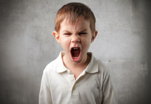 Anger food intolerance reaction