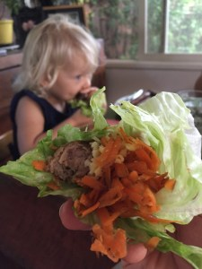 top 5 nutrients lettuce wrap veggies nutrition