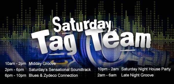 Saturday Tag Team