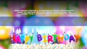 Happy Birthday KTSU