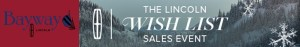 Bayway Lincoln Wish List