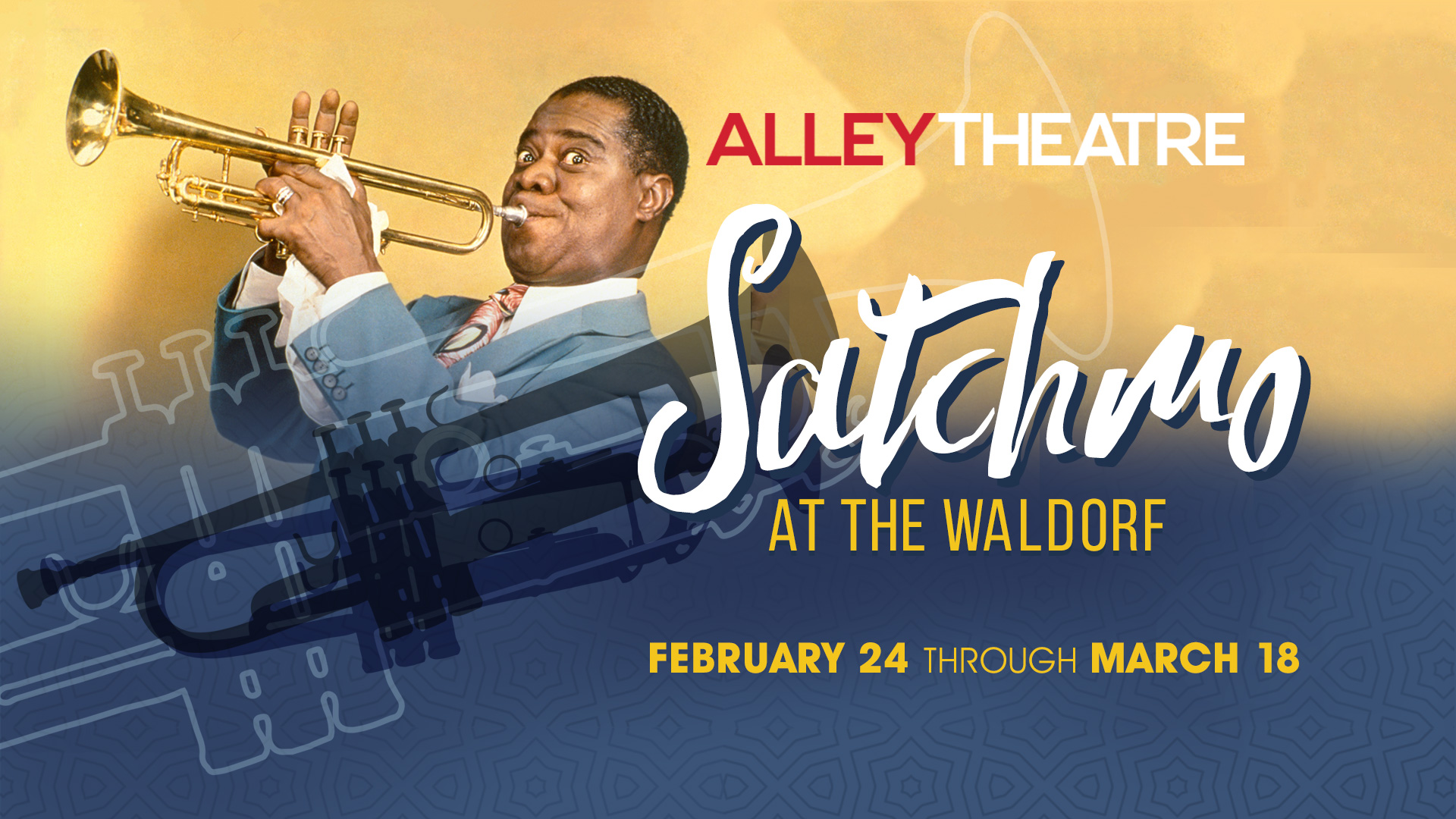 Satchmo at the Waldorf AlleyTheatre