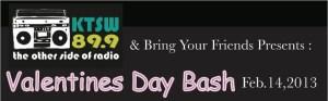 KTSW Valentines Day Bash