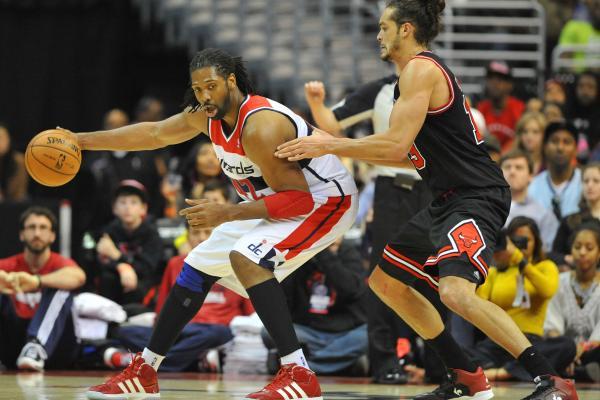 Wizards v Bulls