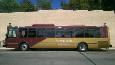Texas State Bobcat Shuttle
