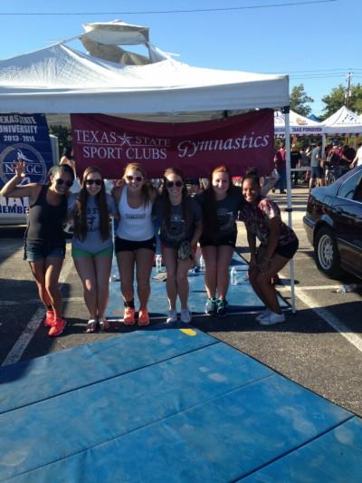 Texas State Gymnastics Club