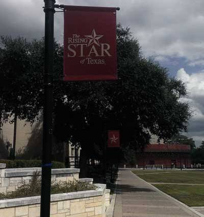 Texas state rising star