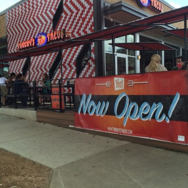 torchy's tacos now open