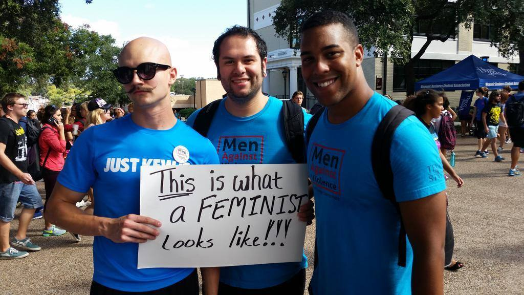 Feminists club