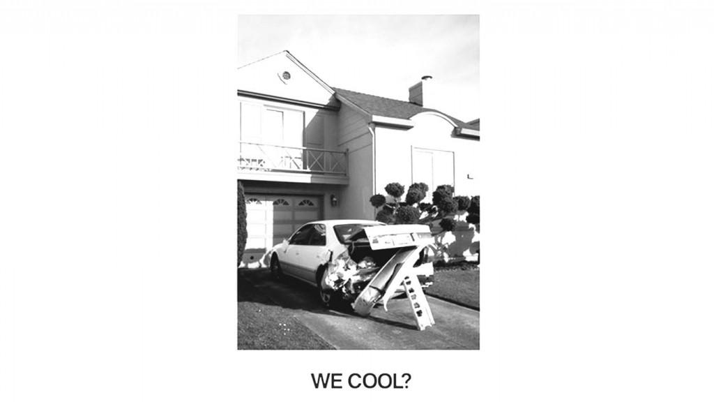 We Cool? Album cover