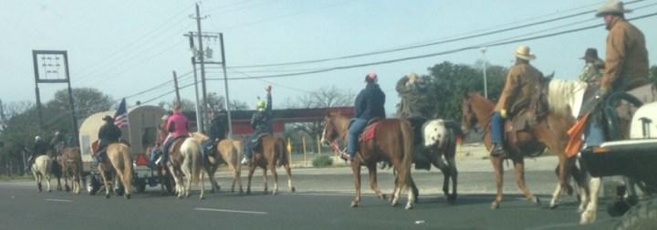 Trail Riders Riding