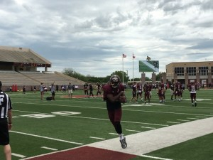 Maroon gets come behind win