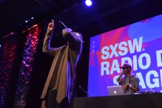'South African rapper Kwesta gave such an inspiring speech after a touching performance. It was his first time at SXSW.