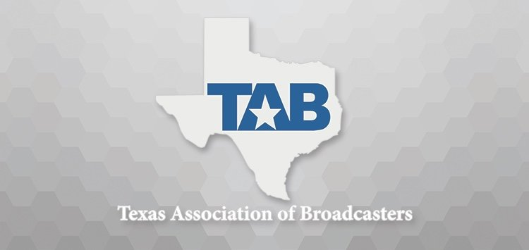 The image features the Texas Association of Broadcasters logo