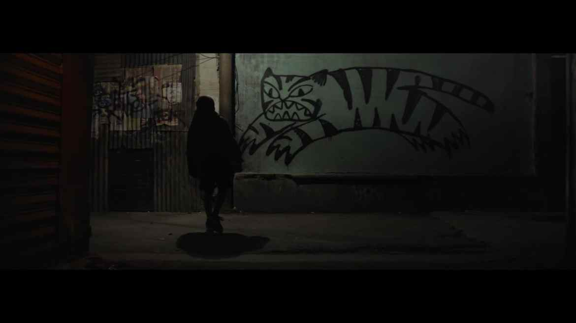 a screenshot from the Tigers Are Not Afraid