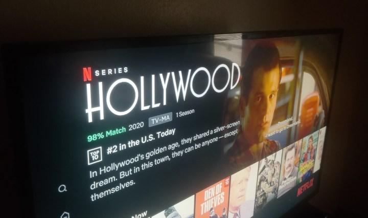 """Netflix's """"Hollywood"""" glamorizes it's dark past, Netflix's Hollywood, Hollywood Netflix miniseries, golden age of hollywood."""