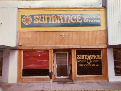 Sundance Records on LBJ Drive