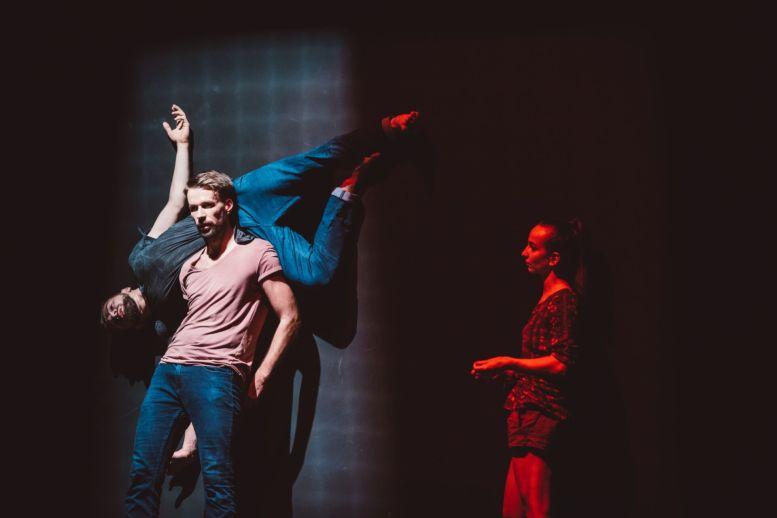 Krakowski Teatr Tańca MYwy fot. Klaudyna Schubert, 5