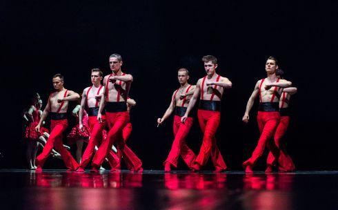 Carme(n)love w choreografii Małgorzaty Ziółkowskiej - fot. Bartosz Kruk(4)