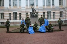 toompea rühm vabariigi aastapäeval