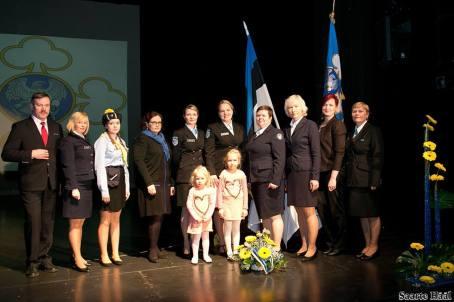 Kodutütarde 83 aastapäev Saaremaal