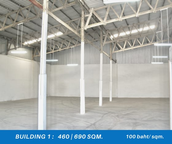 Factory for lease